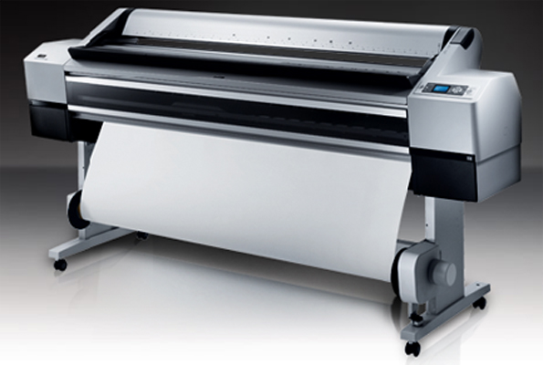 EPSON 11880 Wide-format Printers for vehicle wraps, banners, posters