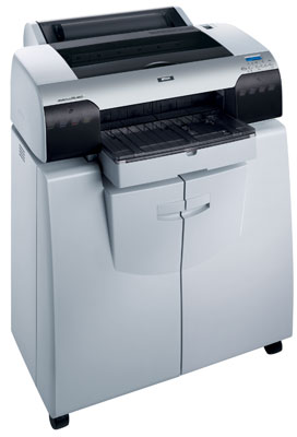 EPSON 4800 Wide-format Printers for T-shirts, hats, business cards