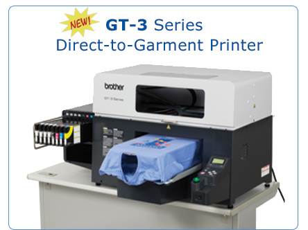 GT3 Series Direct to Garment Printer
