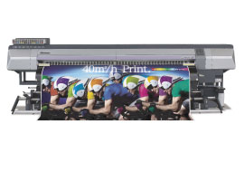 Beacon Graphics Llc Jv5 160s Solvent Ink Jet Printer