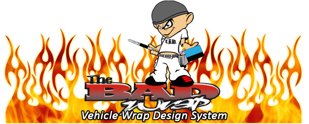 The Bad Wrap System From Beacon Graphics Llc Vinyl Films