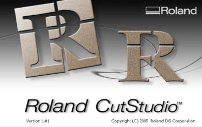[Roland Cut Studio]