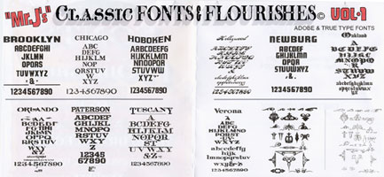 fonts flourishes created by julian braet mr j xcaliber from
