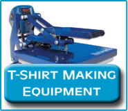 T-Shirt Making Equipment