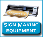 Sign Making Equipment