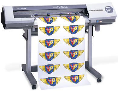Roland Versacamm Model Vp 300 Printer Cutter