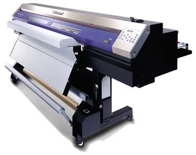 Wide-format Roland SOLJET XC-540 Model Printer/Cutter