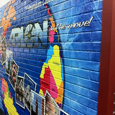 Beacon Graphics Llc Arlon Dpf 6700 2m Wall Wrap 54x50 Yds